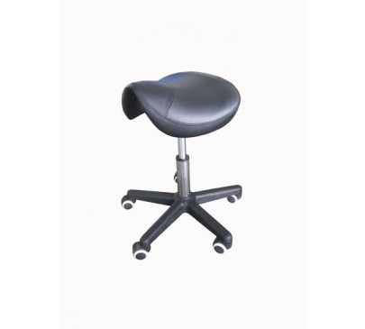 Hydraulic Saddle Stool No/Back