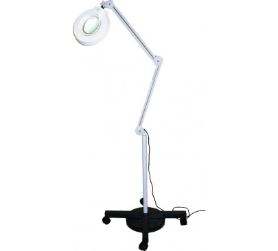 Econo Round 5x Diopter Magnifing Lamp